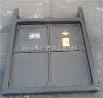 厂家双向止水铸铁闸门