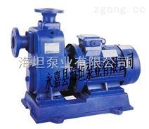 上海自吸泵 直联式自吸排污泵ZWL型