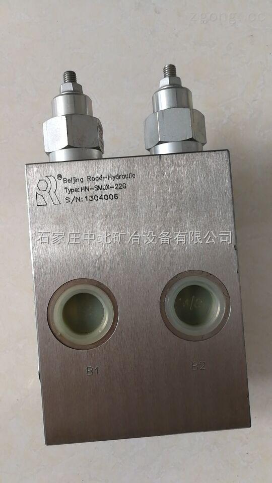 石家庄EBZ260掘进机用HN-SMJX-22G回转平衡阀